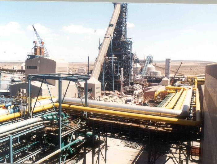 SALDANHA, South Africa Corex C2000 Plant, Direct Reduction Plant and Combination