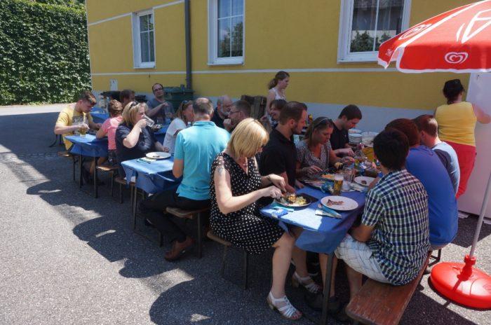 Hoffest der Schatz GmbH