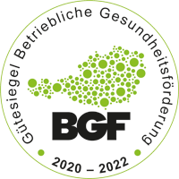 BGF Gütesiegel